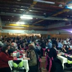 sold out show in whitecourt